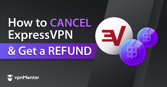 cancel expressVPN