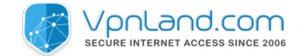 Vendor Logo of VPN Land