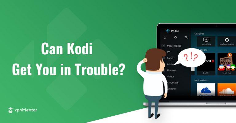 Da li je legalno upotrebljavati Kodi?