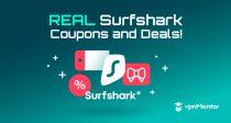 Surfshark kupon za 2021: uštedite 85% uz ovaj ekskluzivan popust!